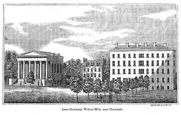 Lane Seminary Debates
