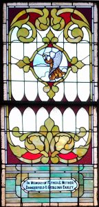 Dangerfield and Georgiana Earley Window