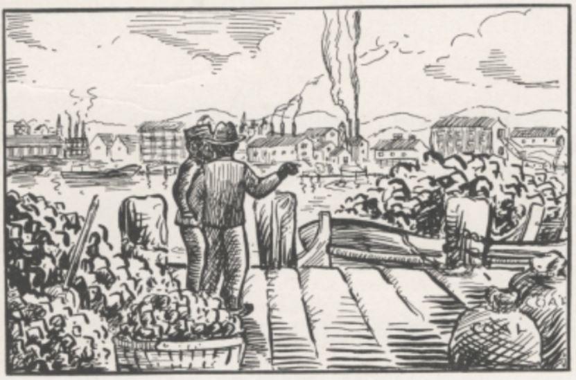 Robert Gordon's Coal Yard