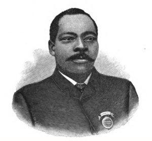 Granville T Woods portrait