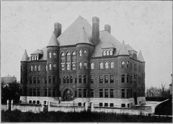 Permalink to:The Last Global Pandemic: Walnut Hills High School, 1918-1919