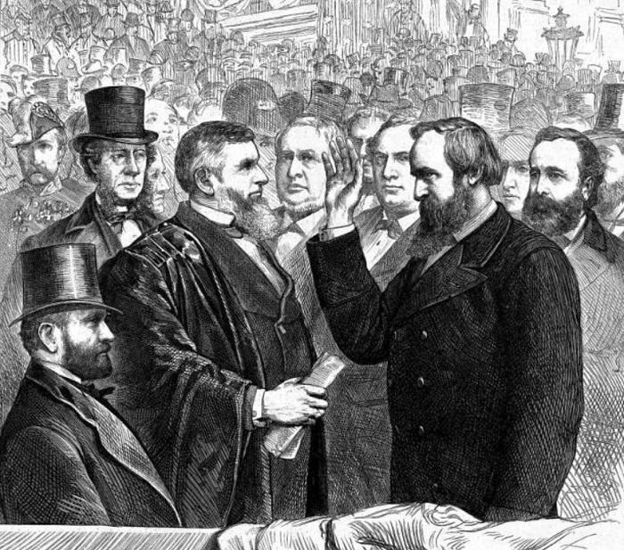 Permalink to:Hayes vs Tilden: Cincinnati's own Rutherford B.