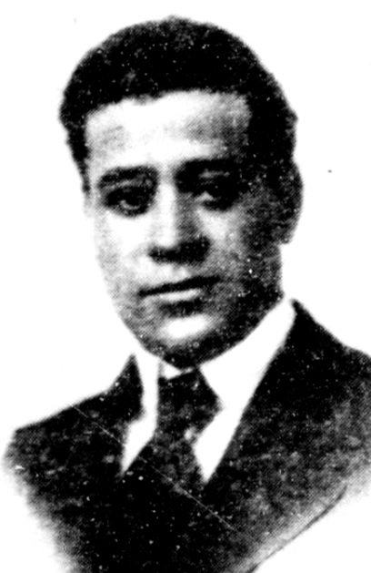 Horace Sudduth 1921
